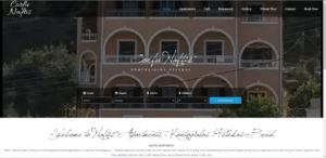 Corfu Naftis Apartments