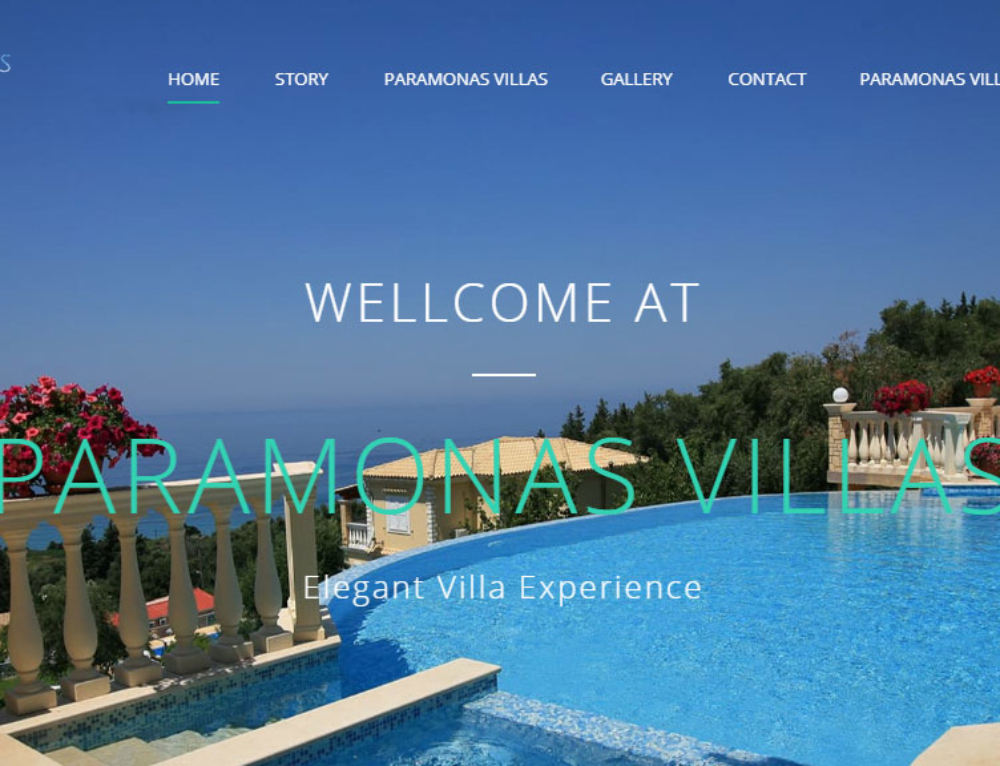 Paramonas Villas