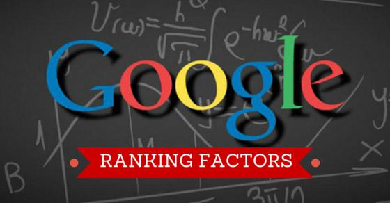 Οι 200 παράγοντες κατάταξης της google
