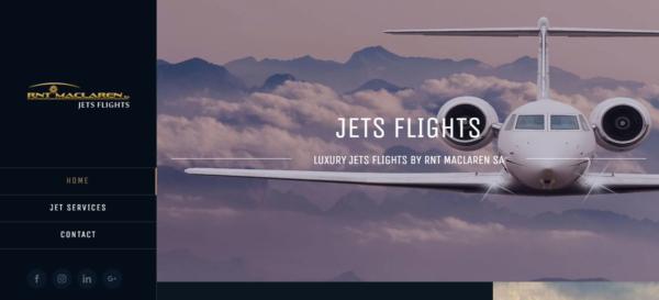 Jets Flights