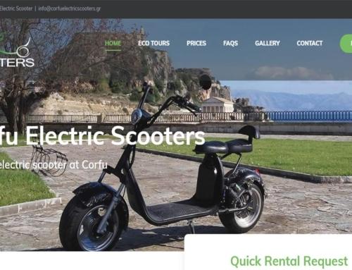 Corfu Electric Scooters