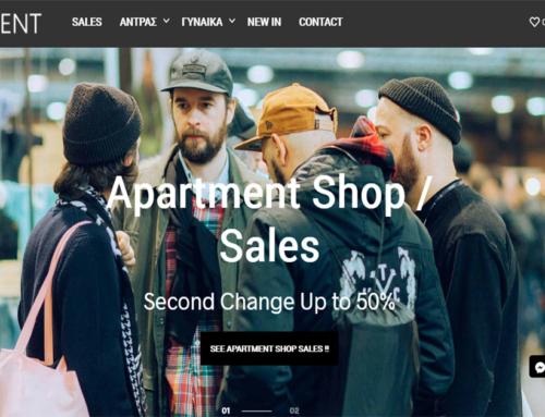 Apartment Shop